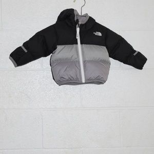 The North Face Infant 550 Down Fill Puffer Jacket
